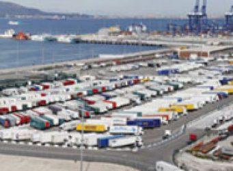 muelle de Isla Verde Exterior del Puerto Bahía de Algeciras