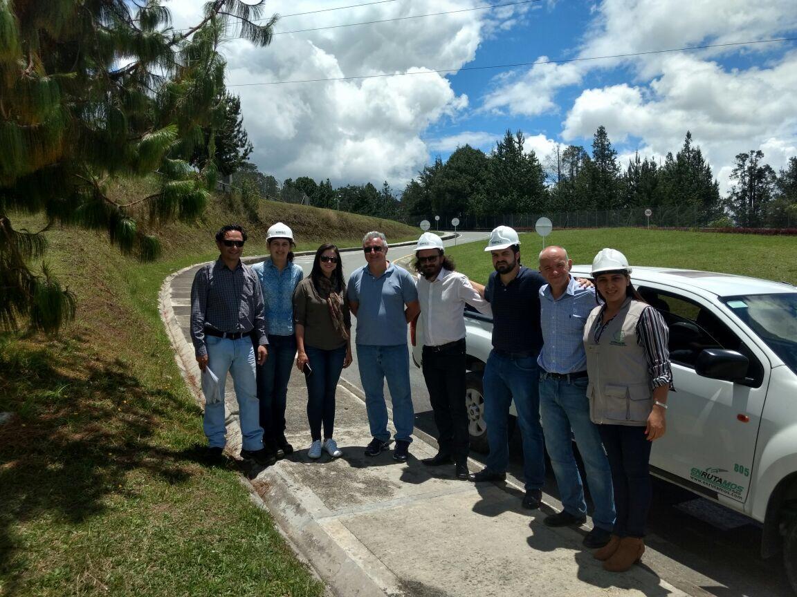 estudio de transporte colectivo masivo en Rio Negro